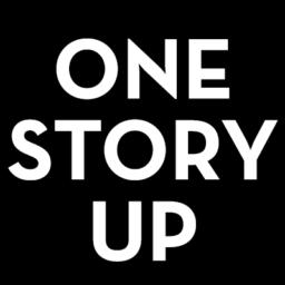One Story Up preloader
